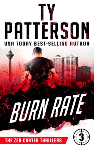 Burn Rate (Zeb Carter Book 3)
