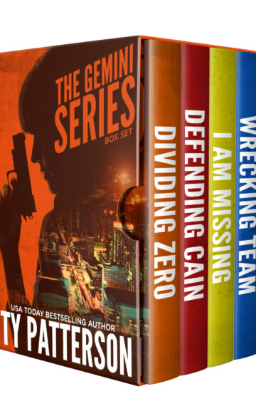 The Gemini Series Box Set: Books 1-4