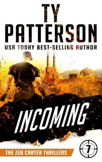 Incoming (Zeb Carter Book 7)