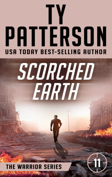Scorched Earth (Warrior Series Book 11)