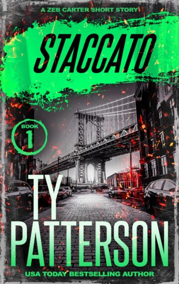 Staccato (Zeb Carter Shorts #1)