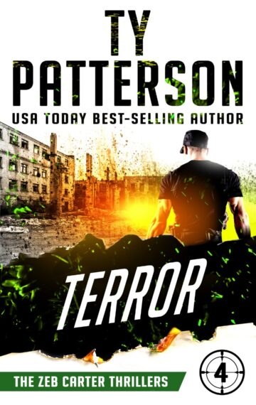 Terror (Zeb Carter Book 4)