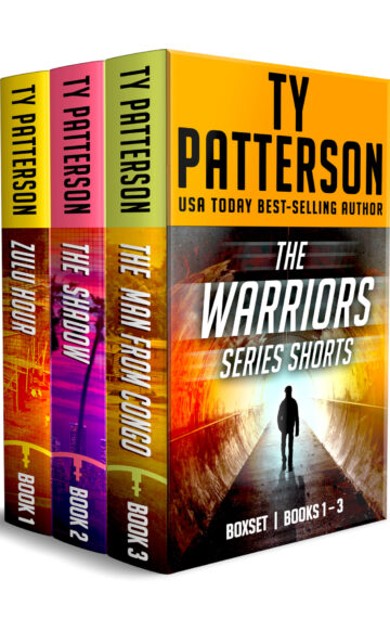 Warriors Shorts Box Set 1: Stories 1-3