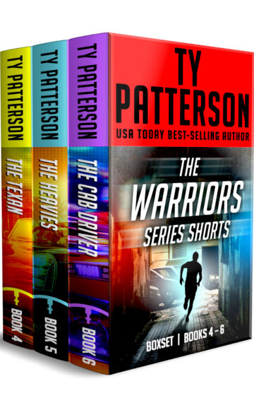Warriors Shorts Box Set 2: Stories 4-6
