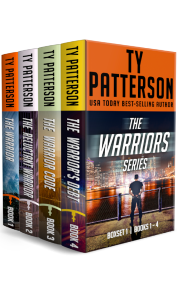 The Warriors Series Box Set 1: Books 1-4