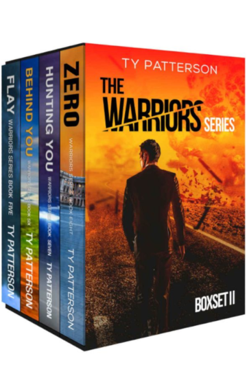The Warriors Series Box Set 2: Books 5-8