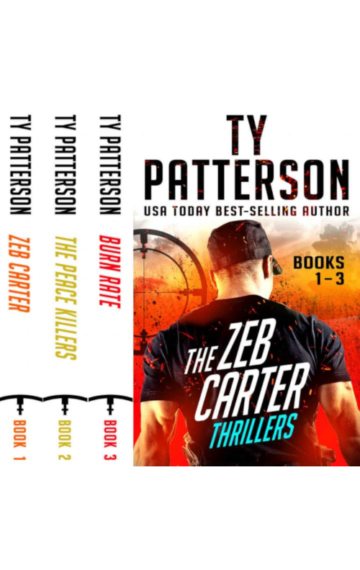 Zeb Carter Box Set 1: Books 1-3
